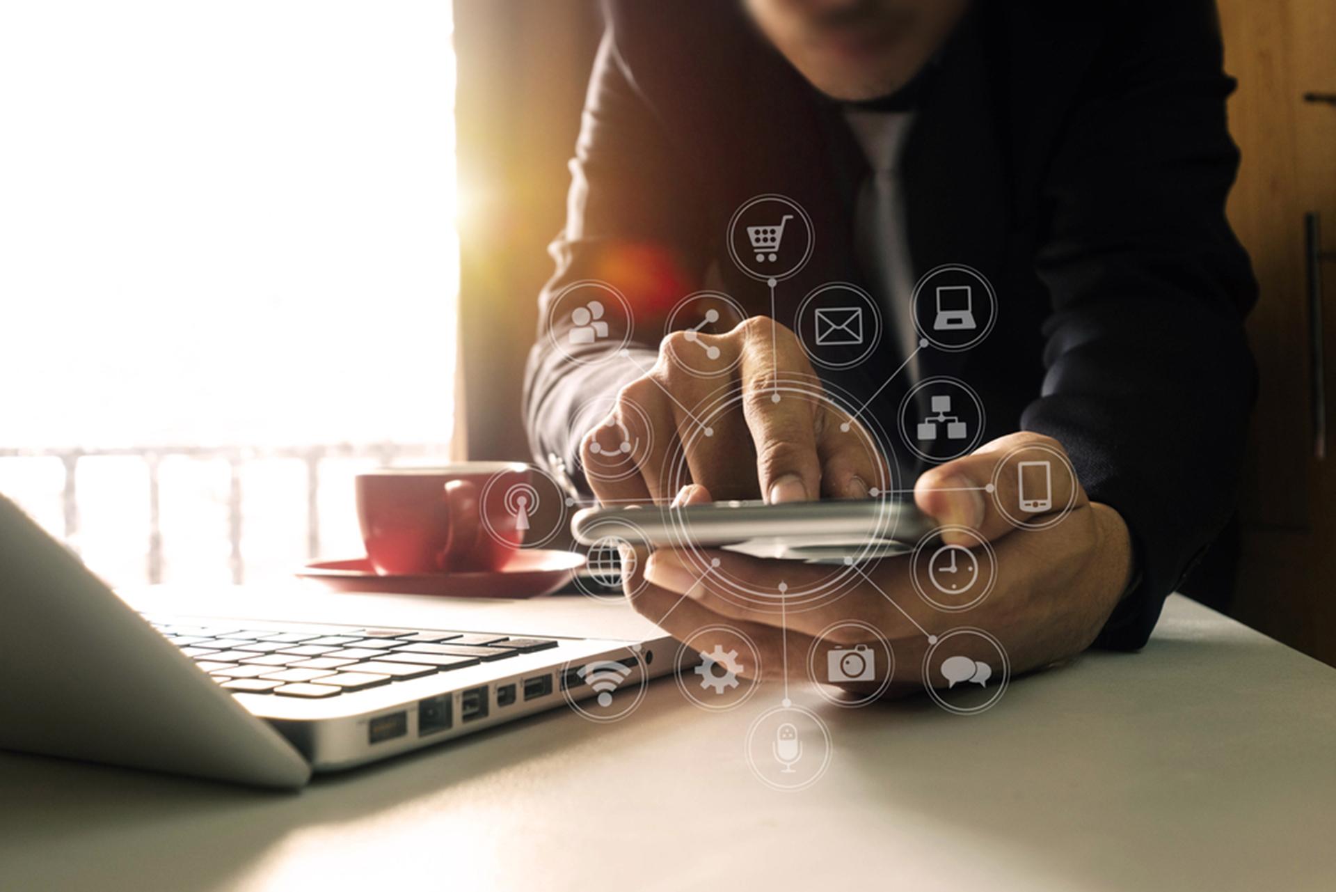 Mobile App Development Services - Venture Aviator